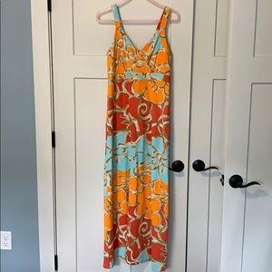 JMcLaughlin Maxi Dress - M